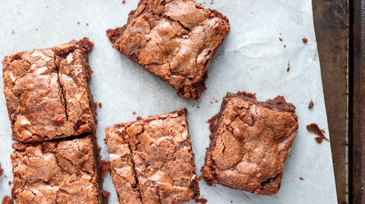 Epically Easy Fudge Brownies