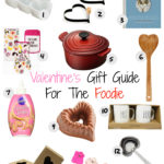 Valentine's Day Gift Guide For Foodies