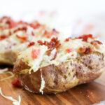 Colcannon Twice Baked Potatoes